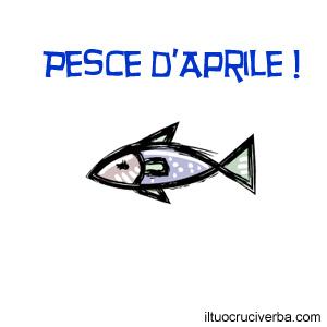 perché si chiama pesce d'aprile