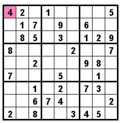 un sudoku per bambini da stampare iltuocruciverba