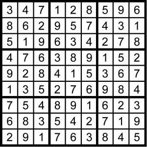 sudoku-bambini.facile-4-a-soluzione