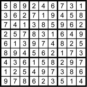 sudoku-bambini.facile-4-b-soluzione