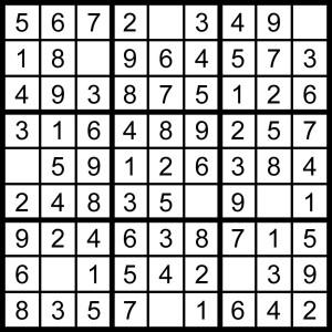 sudoku-facile-1