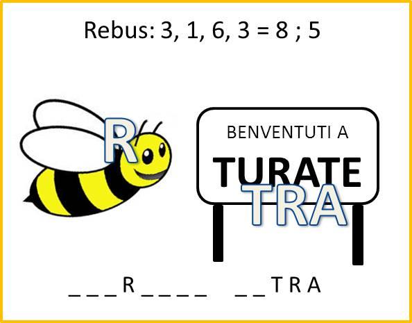 Rebus per bambini da stampare numero 5 iltuocruciverba for Rebus facili da stampare