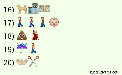 emoji e titoli ffilm