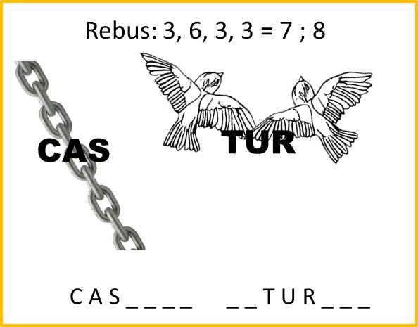 Rebus da stampare per bambini 2 iltuocruciverba for Rebus facili da stampare