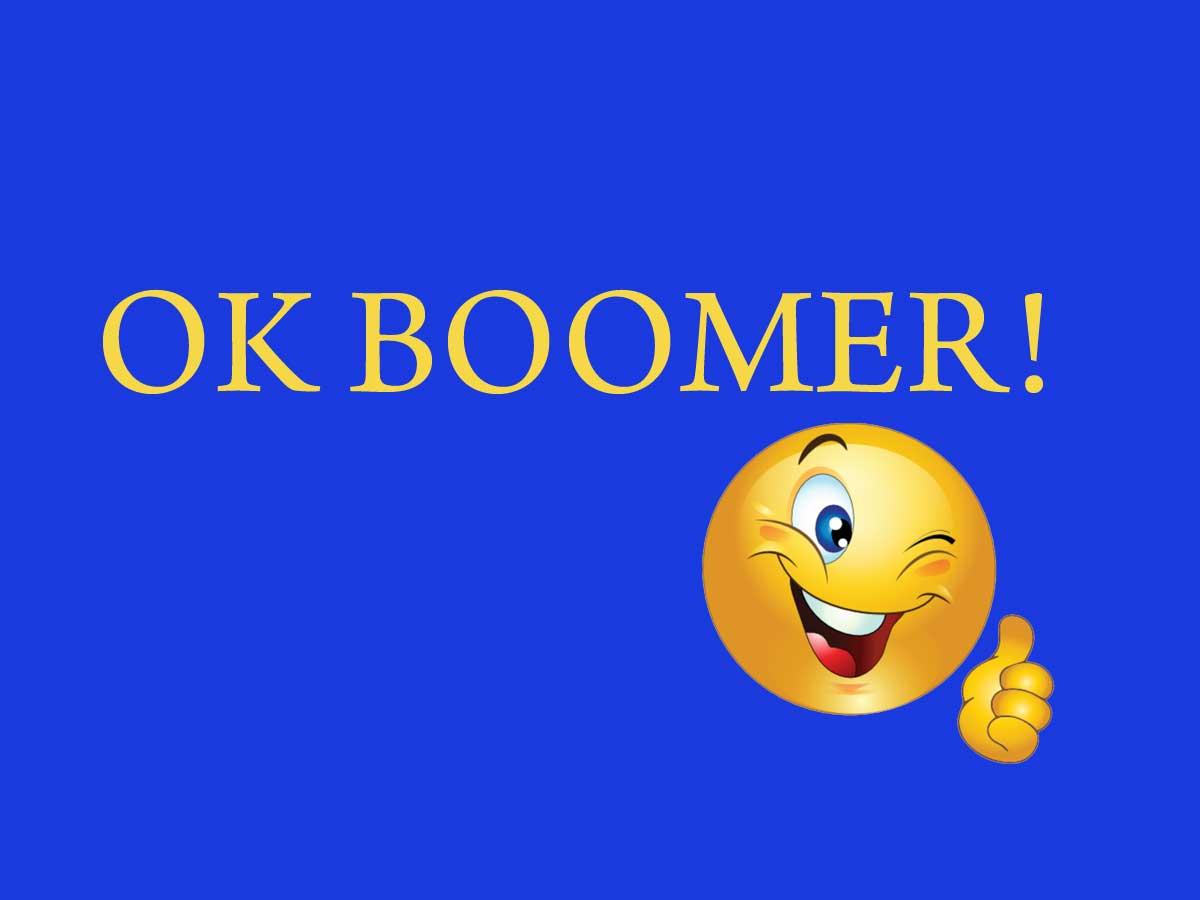 boomer millenial