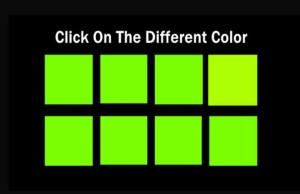 il gioco dei colori di Facebook