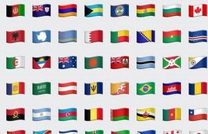 significato delle bandiere di whatsapp