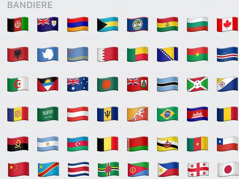 Tutti i nomi delle bandiere di whatsapp iltuocruciverba - Foto della bandiera del giappone ...