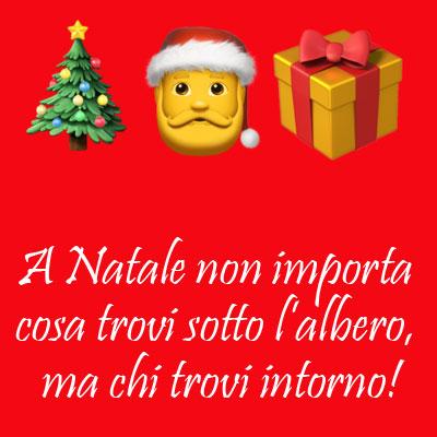 natale whatsapp