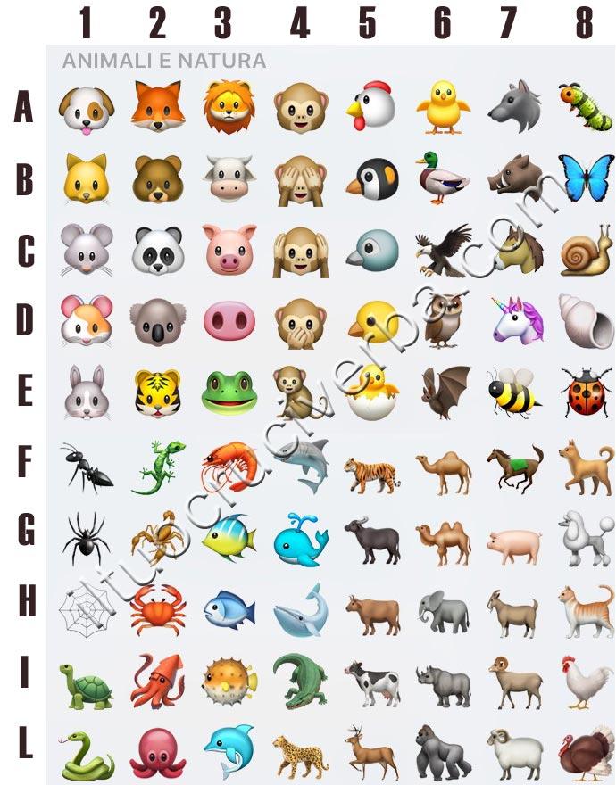 Il significato degli emoji