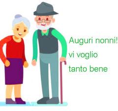auguri per la festa dei nonni da mandare con WhatsApp