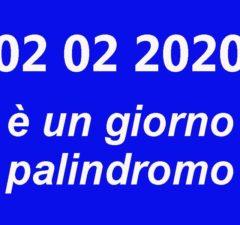 2 febbraio 2020 data palindroma