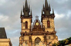 Chiesa di Praga