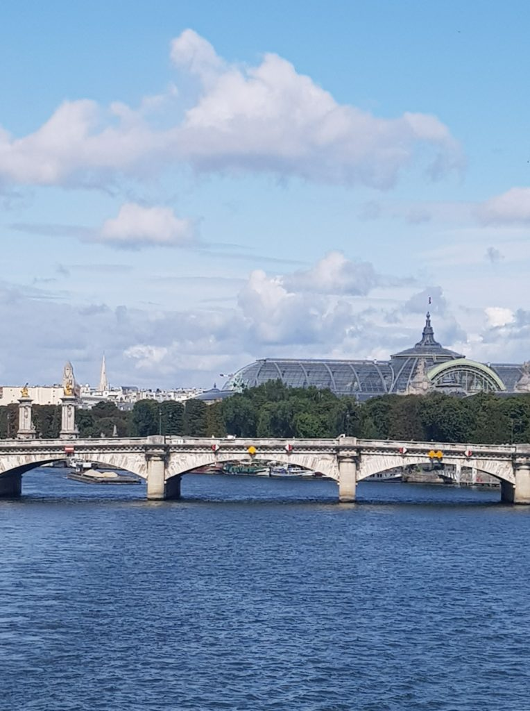 conoscere Parigi
