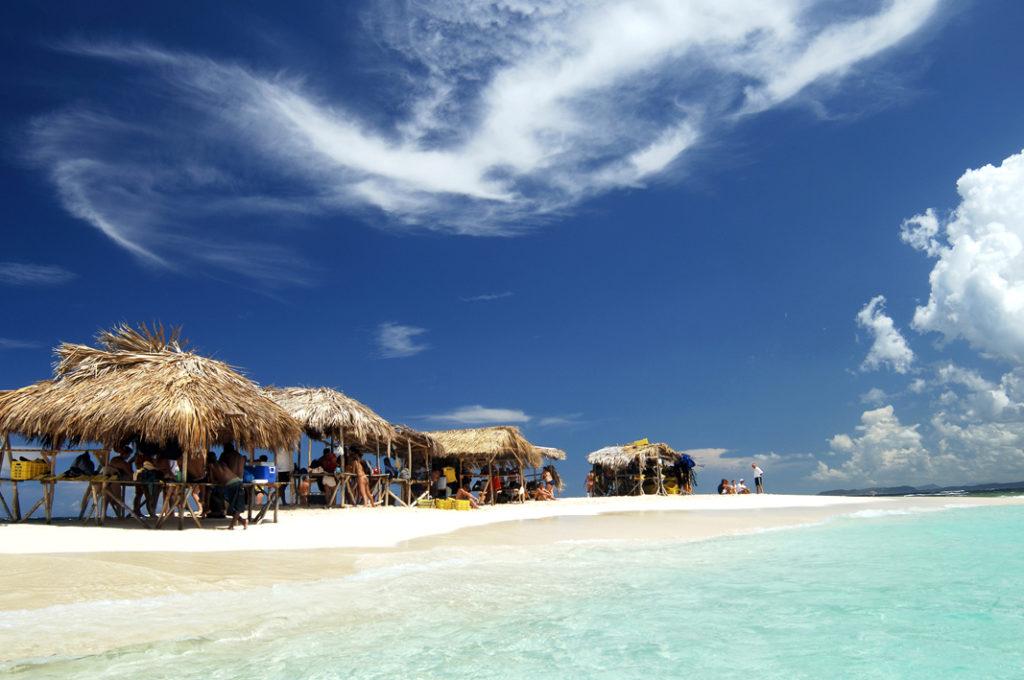 crucipuzzle sulla Repubblica Dominicana spiagge caraibi