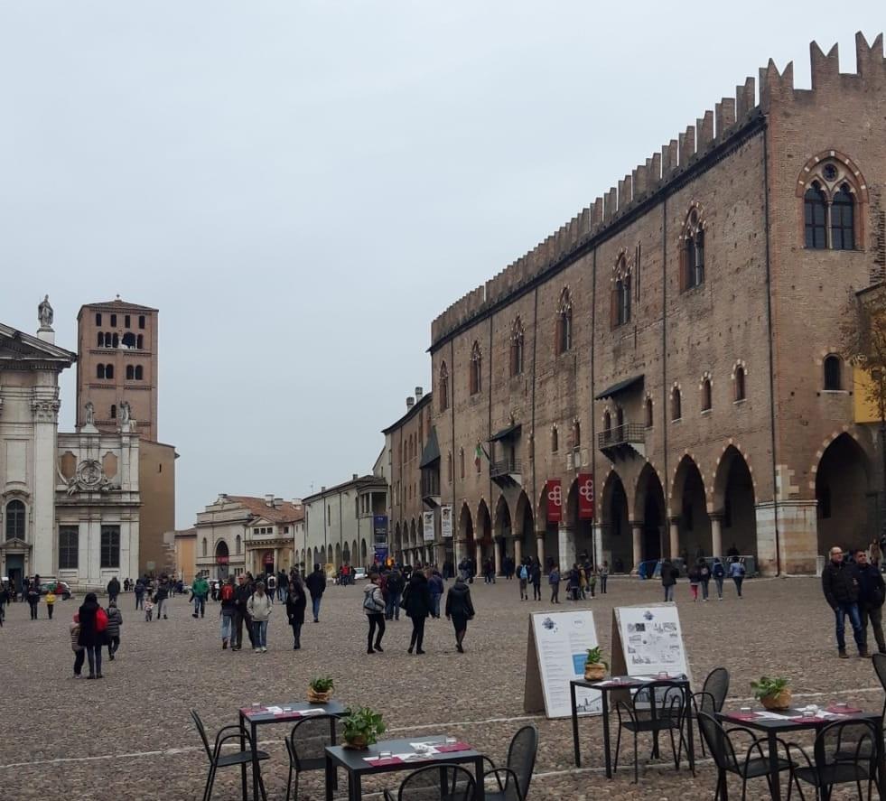crucipuzzle di viaggi su Mantova