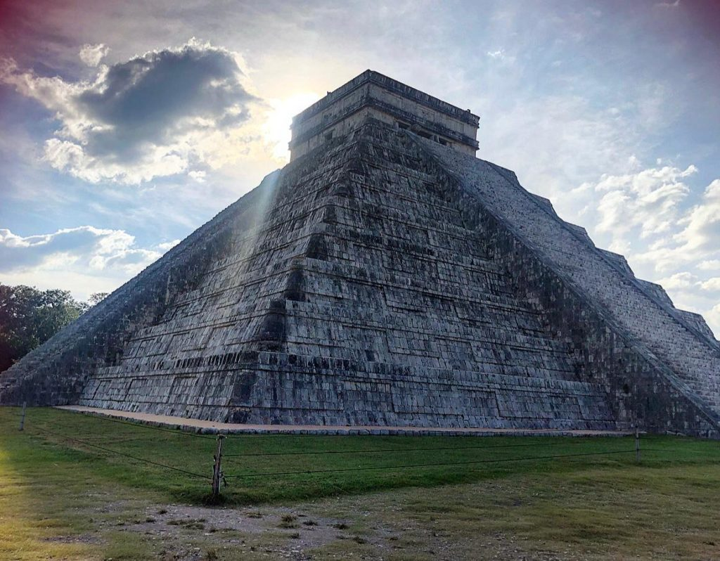 Crucipuzzle di viaggi dedicato al Messic Yucatano