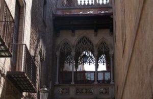 Crucipuzzle di viaggi dedicato a Barcellona