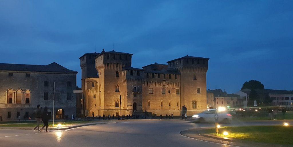 crucipuzzle dedicato a Mantova