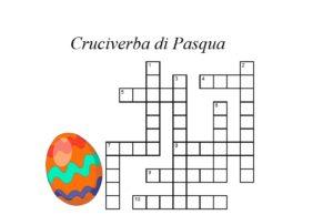 cruciverba di Pasqua