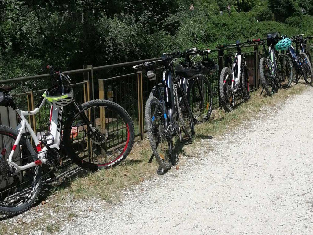 Tour in e-bike della Valnerina (Umbria) partendo da Scheggino
